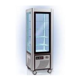 Vitrine 400L froid négatif