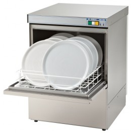 Lave-vaisselle double paroi panier 45 cm