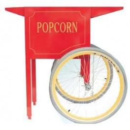 Chariot pour machine à popcorns