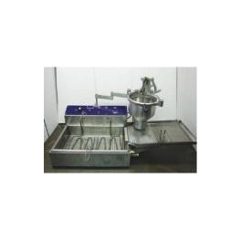 Machine à donuts manuelle