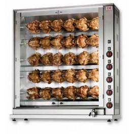 Rotissoire 30 poulets