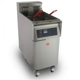 Friteuse à commande électronique & filtration