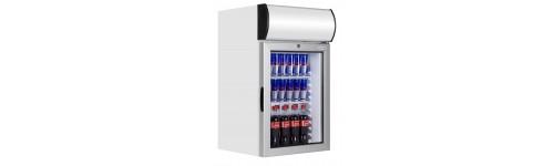 Vitrines réfrigérées pour boissons