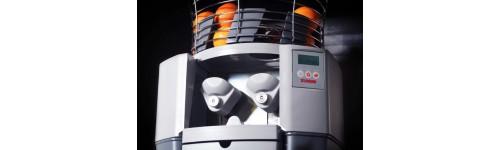 Presse-oranges 100% automatiques